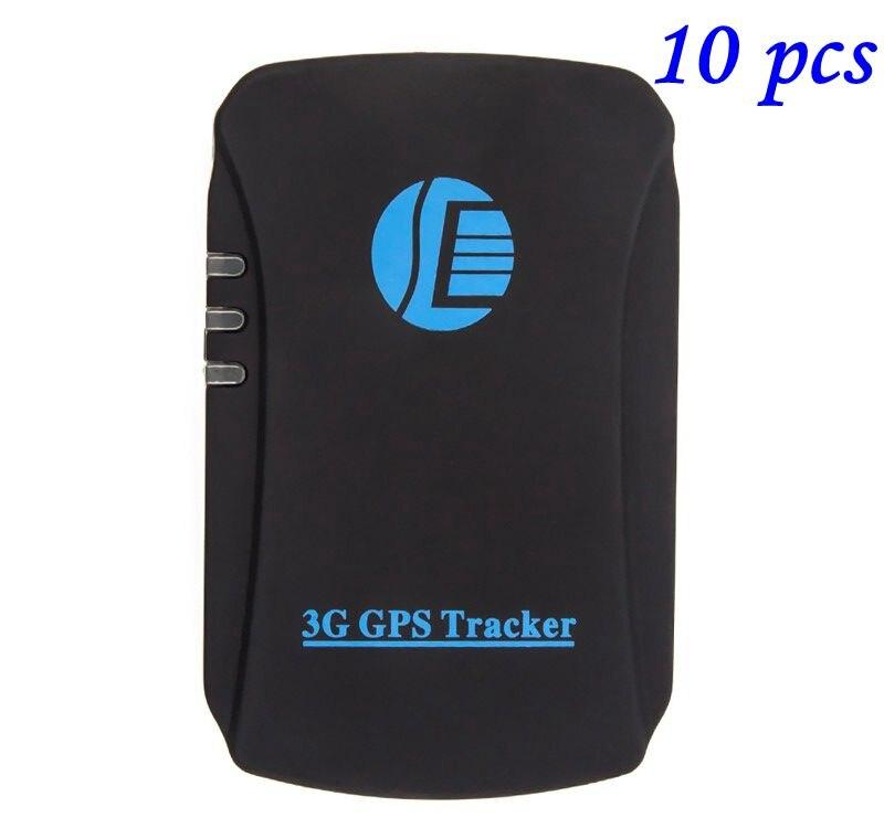 Mini traqueur de gps de la livraison 3g de defairy pour la voiture/véhicule/moto TK207 avec le paquet d'enveloppe