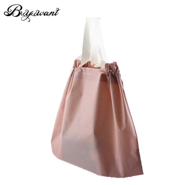 4a32cb53f3b2 Fashion Foldable Shopping Bag BF03-SP-stmsgw plastic pvc Foldable fashion  grinding shopping bag