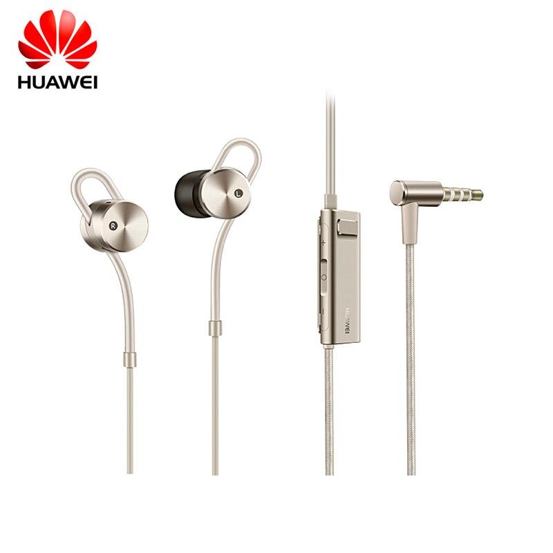 bilder für 100% Original Huawei AM185 in-ear-kopfhörer active noise Cancelling Kopfhörer mit Fernbedienung und Mikrofon