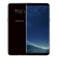 G950F Original Samsung Galaxy S8 G950F EU Version Cell phone  4G LTE 64GB 5.8 Inch 12MP Single Sim ,Free shipping