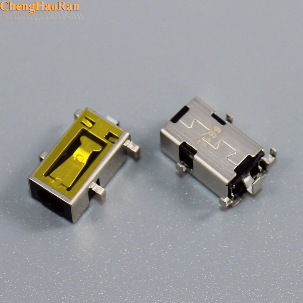 Image 2 - ChengHaoRan 1PCS Laptop dc power jack For Lenovo 100 14IBD 100 15IBD SOCKET CONNECTOR DC JACK Connector charging port-in Computer Cables & Connectors from Computer & Office