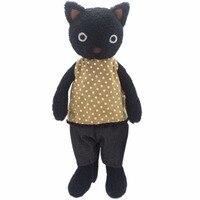 JESONN Stuffed Animals Cats Plush Toys Cat Gifts for Children 33 CM