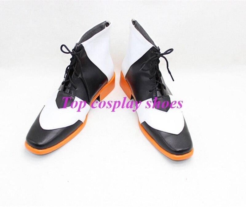 Cosplay Bottes Chaussures pour TIGER ET BUNNY KOTETSU T KABURAGI