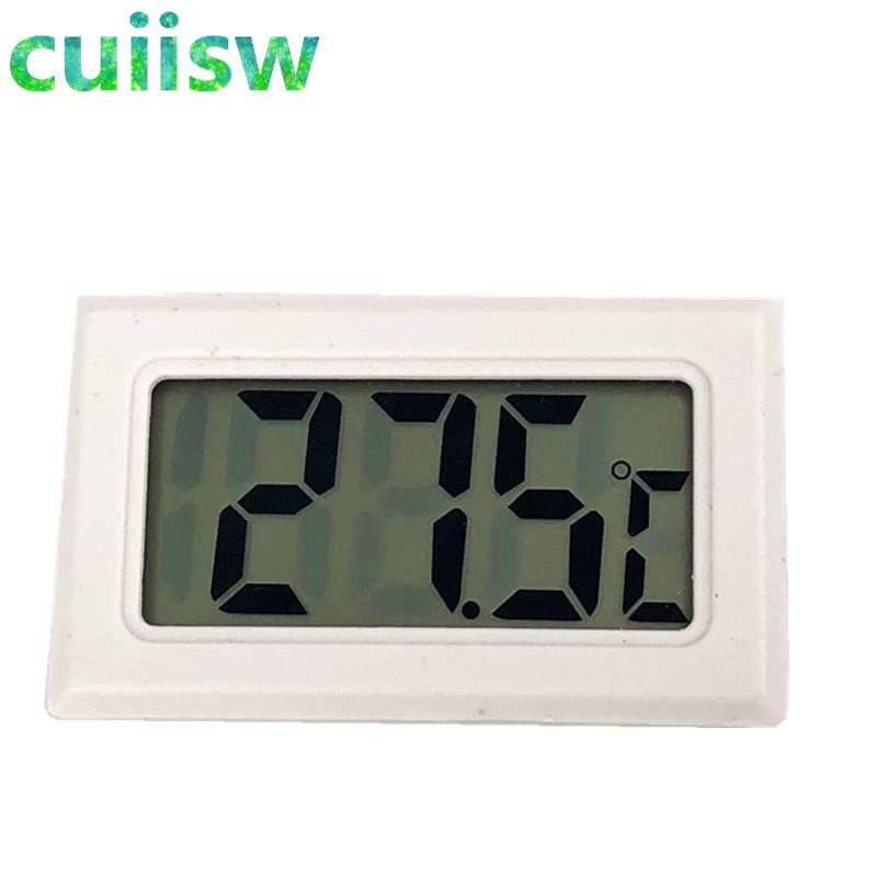 HTB16 RTKv1TBuNjy0Fjq6yjyXXaM 1pcs LCD Digital Thermometer for Freezer Temperature -50~110 degree Refrigerator Fridge Thermometer