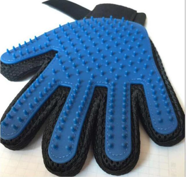 Dog Glove Shedding Brush