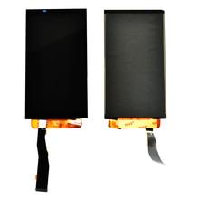 Para htc one e9s pantalla lcd con pantalla táctil digitalizador asamblea original e9st e9sw piezas de repuesto