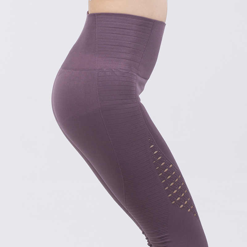 Super Elastis Gym Celana Ketat Energi Seamless Perut Kontrol Yoga Tinggi Pinggang Celana Sport Legging Ungu Menjalankan Celana Wanita Aliexpress