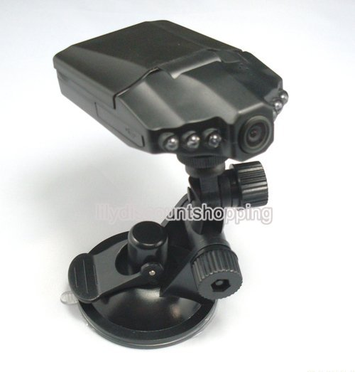 "H198 F198 2.5"" TFT LCD 6 IR Infrared  Night Vision Loop Record Motion Detection Car Camera Registrator DVR  Car Video Recorder"