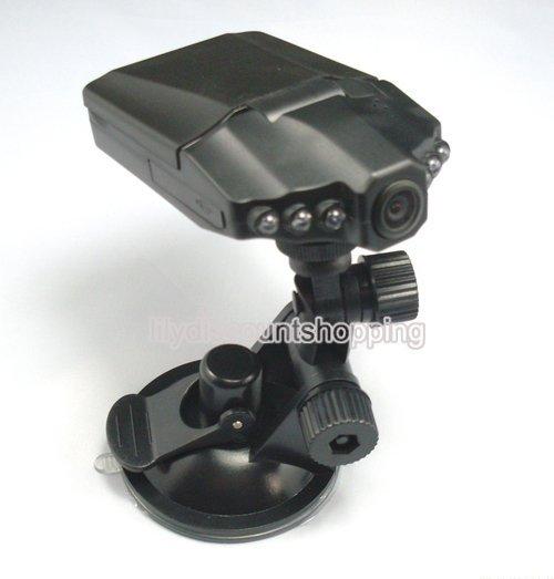 "H198 F198 2.5"" TFT LCD 6 IR Infrared  Night Vision Loop Record Motion Detection Car Camera Registrator DVR  Car Video Recorder"