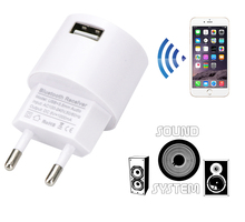 Adaptateur Audio ca 110V 220V USB chargeur mural sans fil Bluetooth adaptateur récepteur 3.5MM AUX V5.0 Audio musique récepteur ue prise américaine