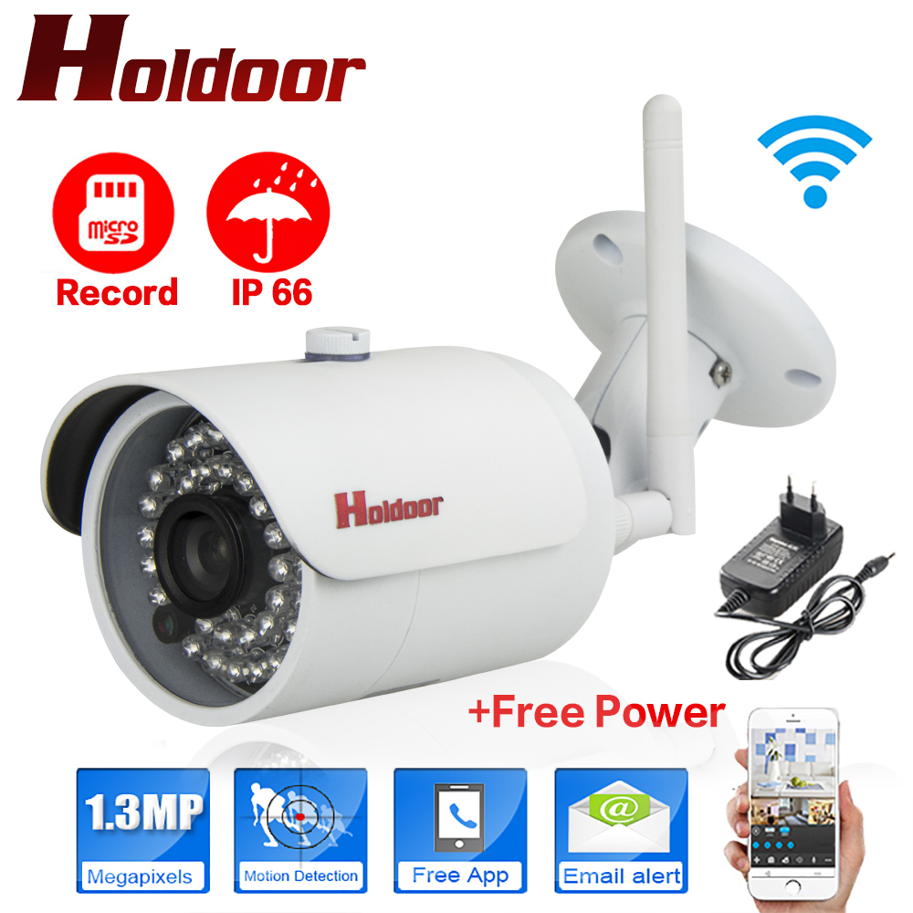 ФОТО IP Camera Wireless 1080P HD H.264 Onvif 2.0.4 Outdoor IR Security Network WIFI CCTV Camera Onvif Remote View Surveillance Camera