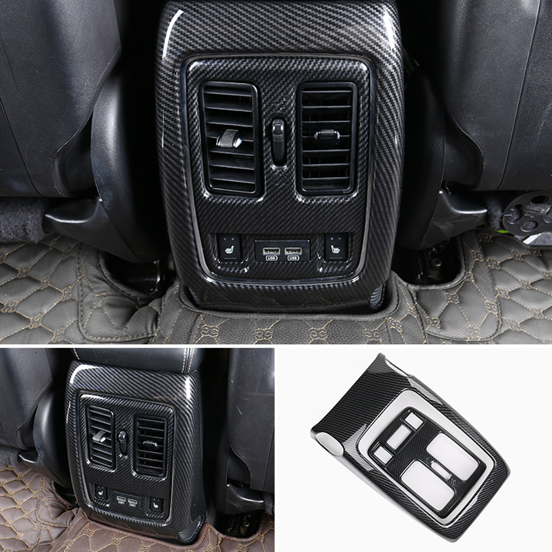 For Jeep Grand Cherokee 2014 2018 ABS Plastic Car Interior