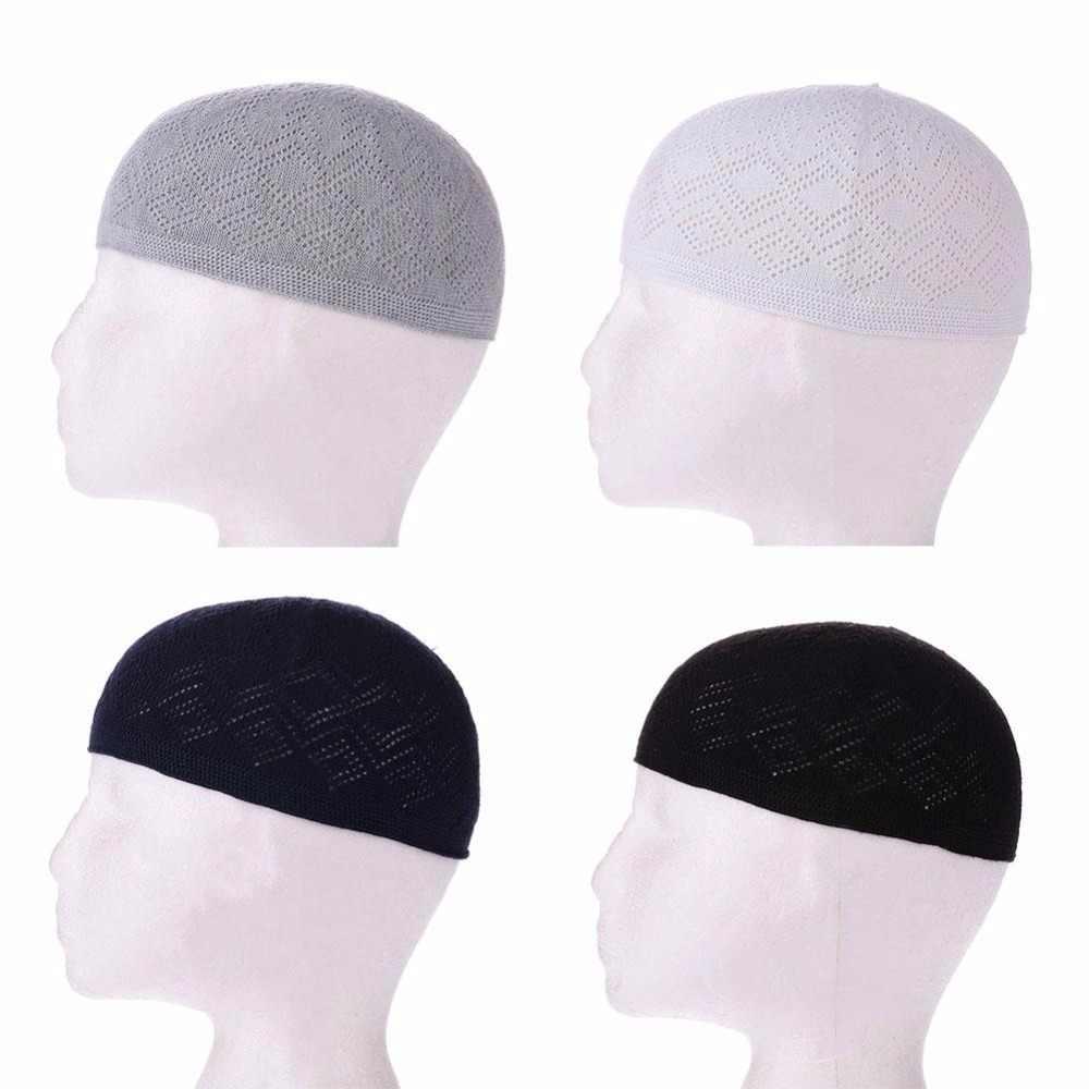 d15ce1383b0e0 Detail Feedback Questions about Gorro Beanie Turkish Muslim Islamic Kufi Hat  Taqiya Takke Peci Skull Cap Prayer Hat on Aliexpress.com