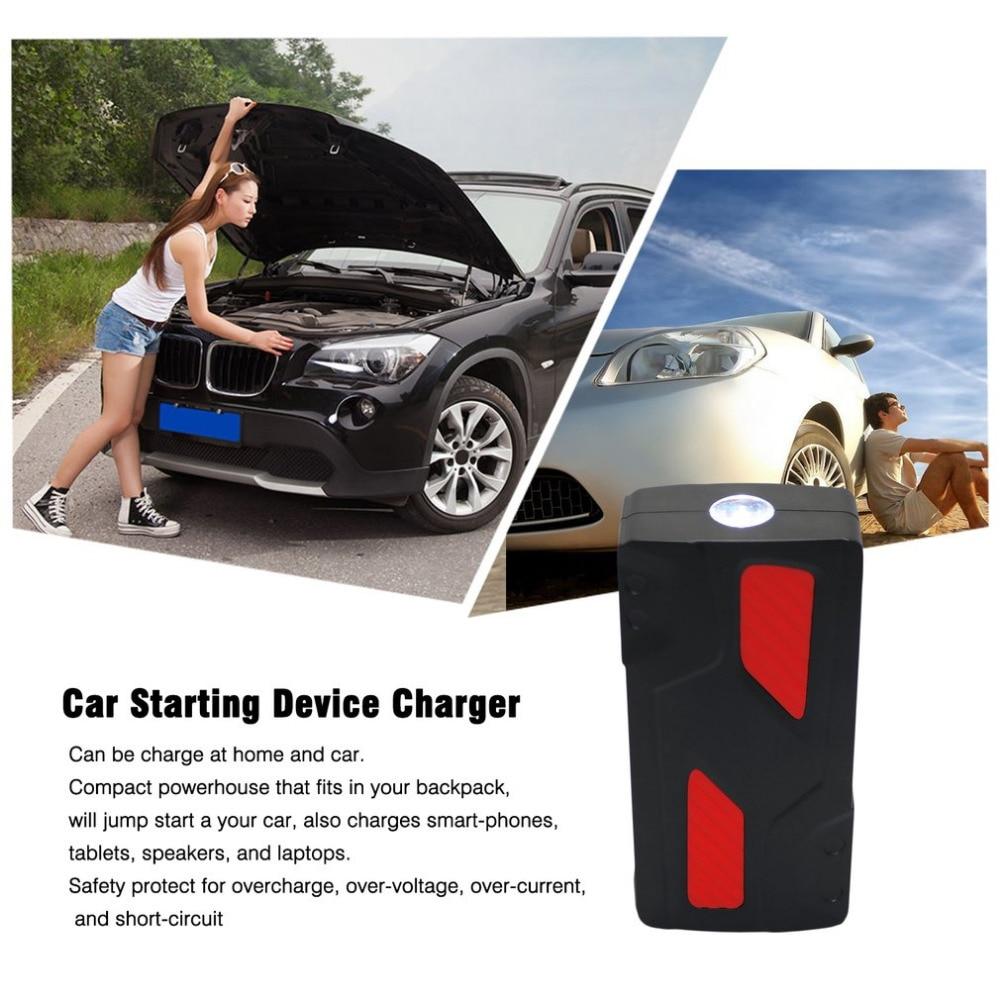 11100 мАч большой Ёмкость Многофункциональный Портативный аварийного Батарея 12 В автомобиля Зарядное устройство стартер бустер пусковое устройство