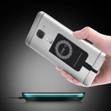 Универсальное Qi Беспроводное зарядное устройство приемник зарядное устройство с ресивером Pad Coil для iPhone X 6 6S 7 8 Plus для Andriod Micro type C