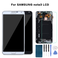 5 7 LCD For Samsung Galaxy Note 3 LCD Display Note3 N9005 Touch Screen Digitizer With