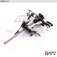 Freeshipping GARTT GT450 DFC Main Rotor Head Assembly 100 Fits Align Trex 450