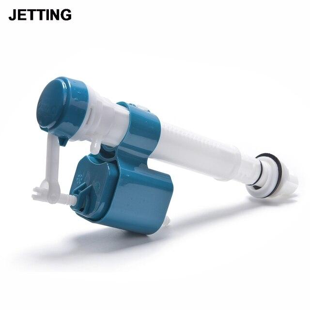 1 ST Hoge Kwaliteit Blauw + Wit Wc Drukknop Vullen Klep Dual Flush ...