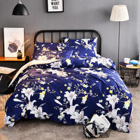 100 cotton bedding set jacquard single bed cover luxury quilt set king queen full bed linen New style kids Flat sheet pillowcase