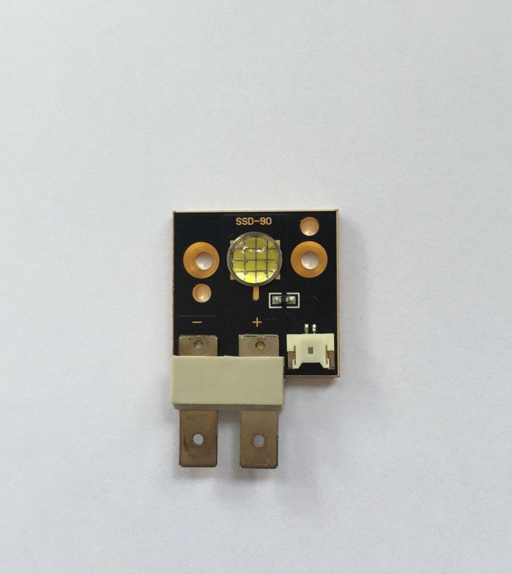 90 w Led Modules Plus lumineux que Phlatlight Led 6500 k 8000 Lumens SSD-90 CBT-90 Pour 90 w Led Tête Mobile