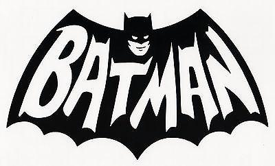 Us 392 Drop Shipping Batman Logo Bat Symbol Vinyl Decal Car Window Car Sticker Old School In Drop Shipping Batman Logo Bat Symbol Vinyl Decal Car