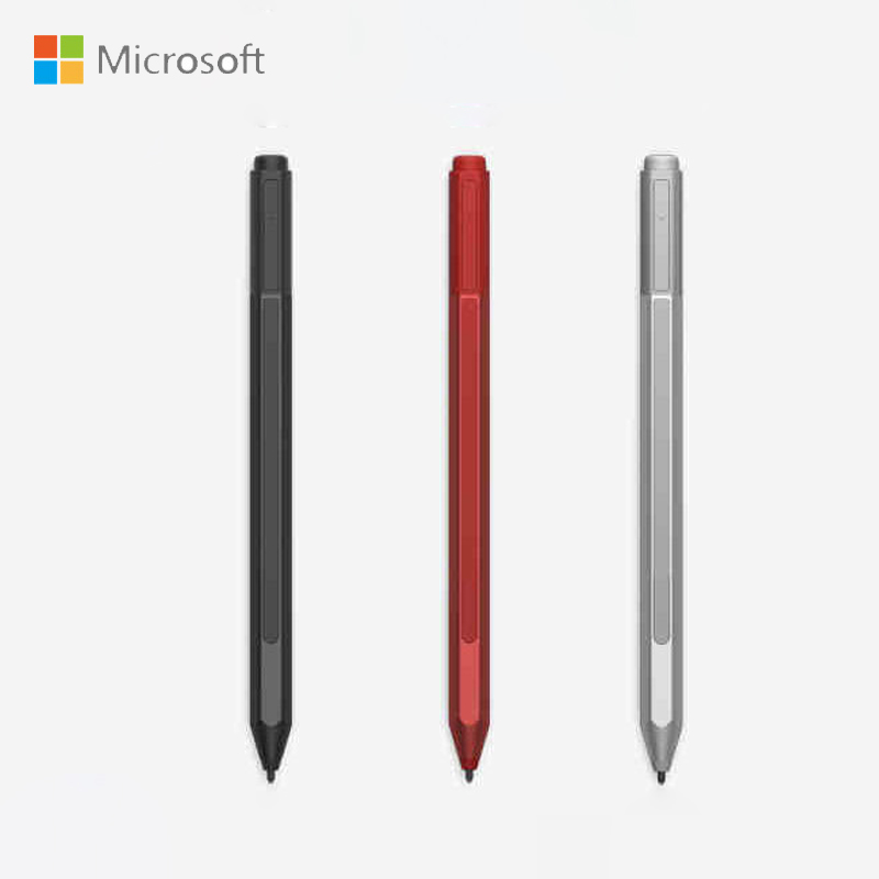 Microsoft Original Stylus Pen 4 For Microsoft Surface 3 Pro3 Surface Pro4 Pro5 Surface Go Book 1024 Pressure-in Tablet Touch Pens from Computer & Office    1