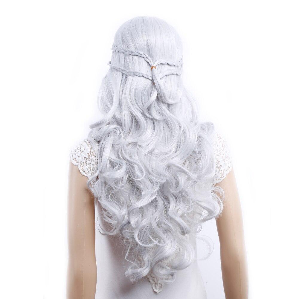 cosplay περούκα Νέο παιχνίδι άφιξης των - Συνθετικά μαλλιά - Φωτογραφία 3