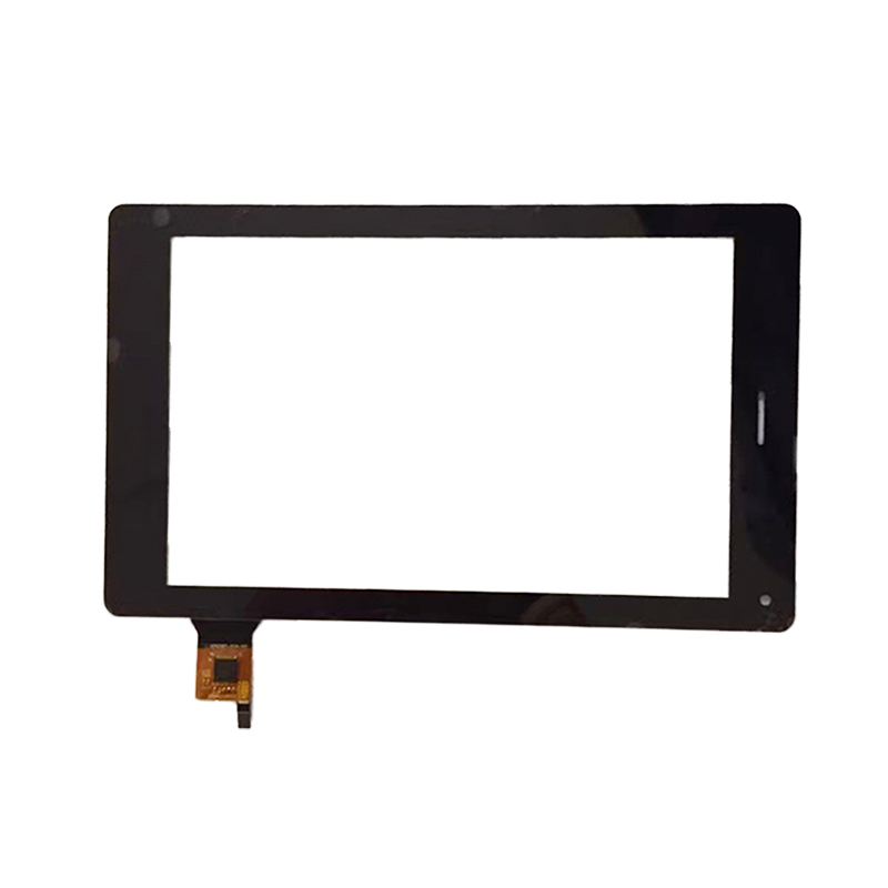 New 7 inch Touch Screen Digitizer Glass For Ritmix RMD-758 / Texet TM-7055 tablet PC Free shipping new 7 inch touch screen touch digitizer for titan pc7028 tablet pc