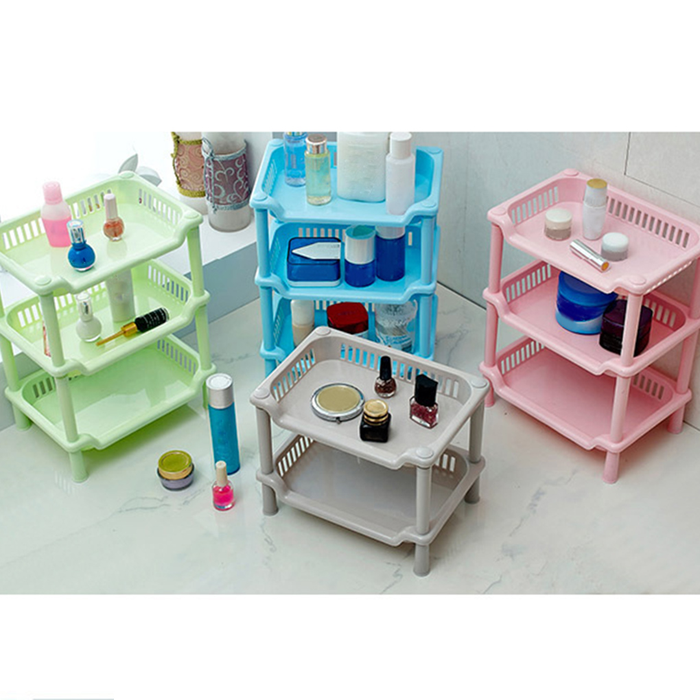 Occupy the home bathroom shelf plastic multi function kitchen corner ...