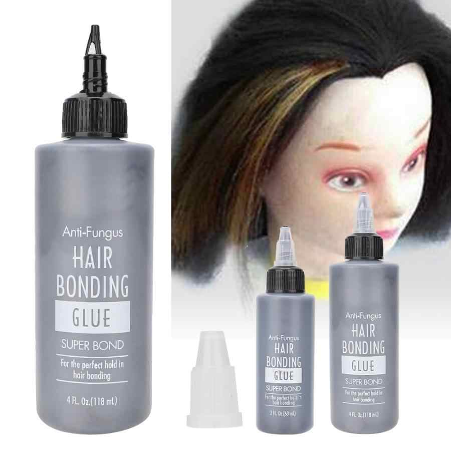 Extension Colorate Per Bambini anti-allergia legame dei capelli colla parrucchino parrucca extensions gel  colla per pro salon