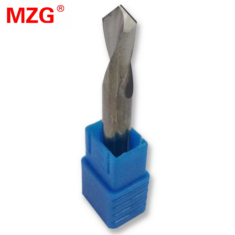 MZG HRC55 WGDDZ 3mm 4 milímetros de Carboneto De Tungstênio de Aço do Ângulo Ponto 90 Graus Ponto Broca para Furo de Usinagem broca Chanfragem Ferramentas