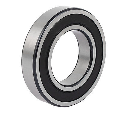 2RS6212 110mm x 60mm x 22mm Single Row Double Shielded Deep Groove Ball Bearing 50pcs double shielded miniature high carbon steel single row 608zz abec 5 deep groove ball bearing 8 22 7 8x22x7mm 608zz
