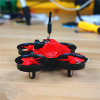 2 4G FPV RC Micro Indoor Drone Eyas Brush Cross Racing Quadcopter RTF Version With