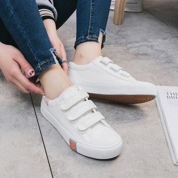 Vrouwen Schoenen Merk platform witte schoenen Vrouwen Casual Schoenen Femme Sneakers Superstar canvas Schoenen Vrouwen Tenis Feminino