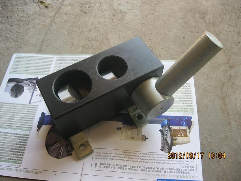 KPN-3 Tube/pipe Notcher Machinery Tube Cutting Machine Tools