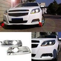 1 Set Guide Light Daytime Running Lamp DRL White Fit For Chevrolet Malibu 13 15