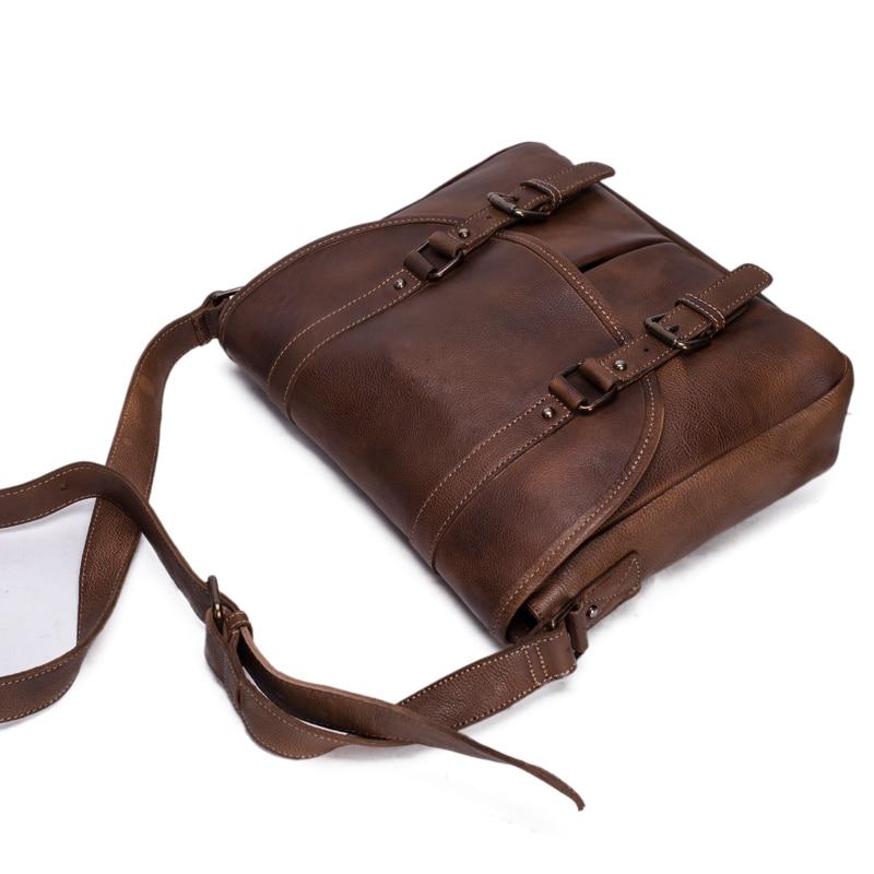 Чоловіча сумка-сумочка, наплічна - Сумки - фото 5