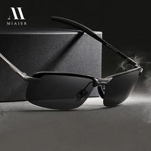 MIAIER Polarized Sunglasses Men 2017 Mens Sunglasses Brand Designer Glasses Driver Ultra Lightweight UV400 Protection
