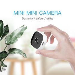 Реальная 4 K 1080 P легкая портативная мини-камера портативная видеокамера DV ночного видения камера с функцией Wi-Fi Обнаружение движения