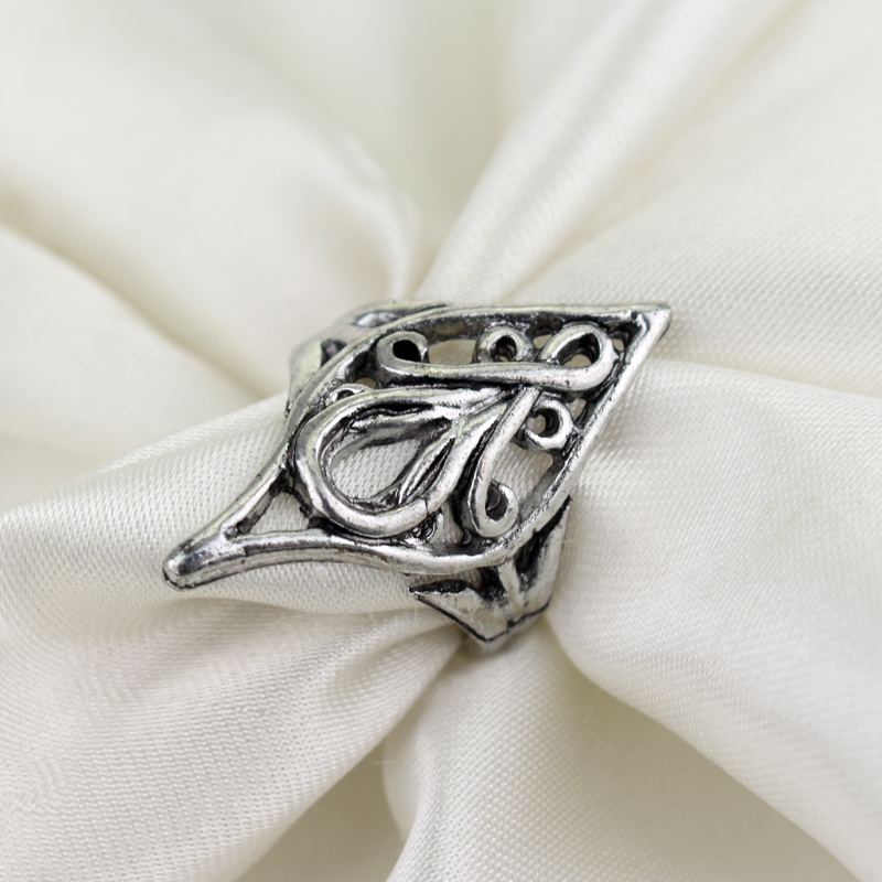 hot sale Elrond Silver Ring LOTR SIZE 7-10 ...