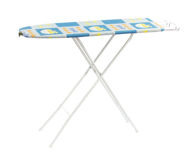 LK362 Multifunctional Single Plate Folding Metal Clothes Ironing Board  Hotel Household Special Ironing Tool Ironing Pad