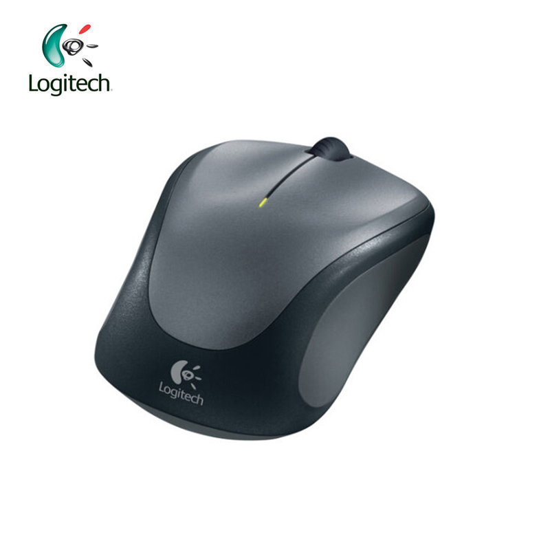 Logitech M235 Wireless Gaming Mouse with Nano Receiver 1000DPI for Mac OS/Windows Support Official Agency Test 100% Original