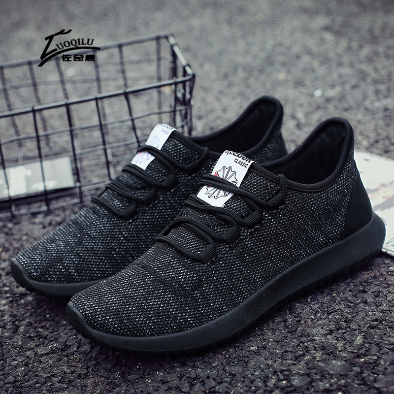 Men's Shoes 2018 Casual Shoes Men Breathable Autumn Summer Mesh - Men's Shoes