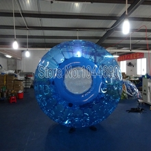 Free shipping zorb ball pvc,2.5m Dia zorbing ball for sale
