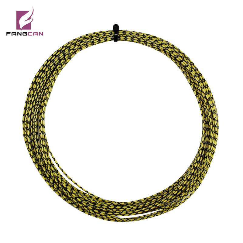 10m/pc FANGCAN TM101 Professional Squash String Cross Color for Squash Racket