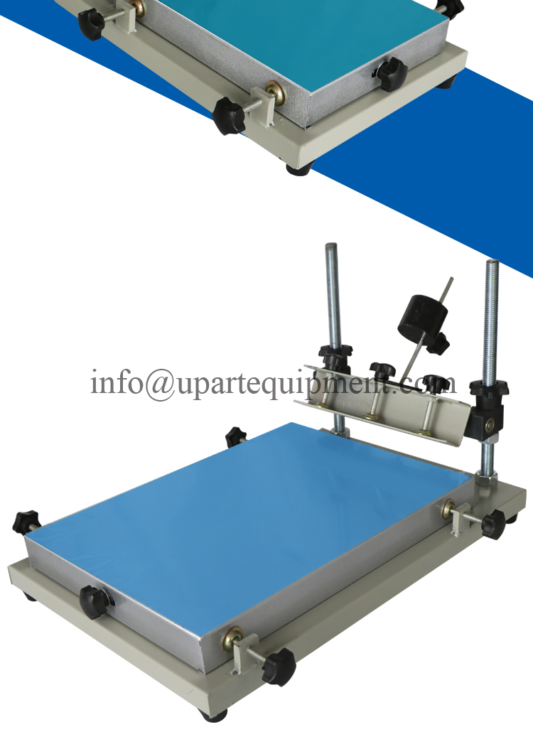 manual screen printer 12