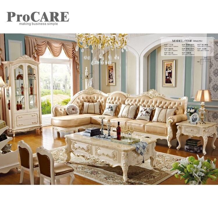 Современный дизайнерский кожаный диван L, новая модель, наборы диванов, фотографии 920