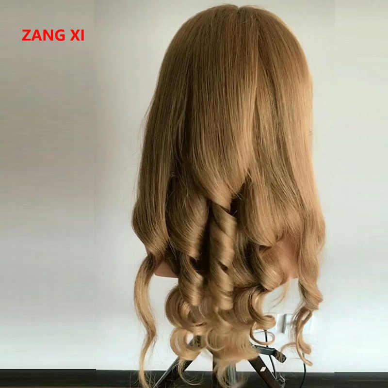 100% włosy naturalne manekiny na sprzedaż wysokiej jakości profesjonalne lalki głowy dla Salon kobieta fryzjer głowa manekina z ramieniem