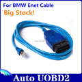 Shipping free for BMW F Series ENET Interface Cable E-SYS ESYS ICOM OBD RJ45 Coding Programming E-net with LED light