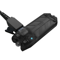 Nitecore T Sireis Tube Portable One Handed UV 500mW 365nm USB Rechargeable Ultraviolet Led Keychian Light